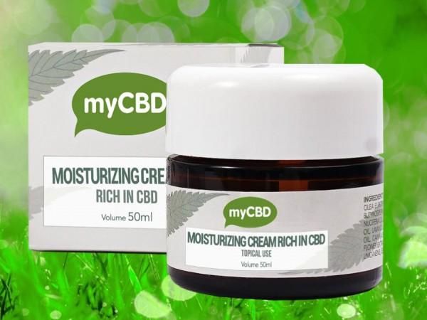 myCBD Feuchtigkeitscreme