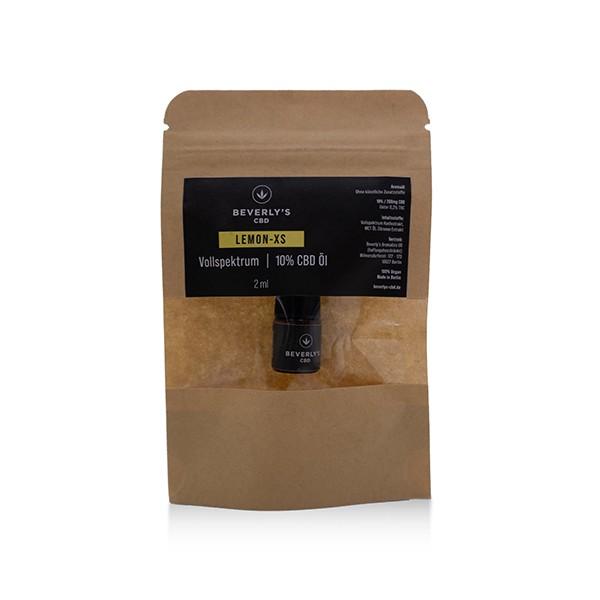 Beverly's CBD Öl Lemon 10% XS